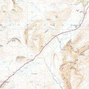 Trossachs Map