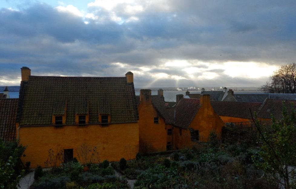 Culross Palace Exterior
