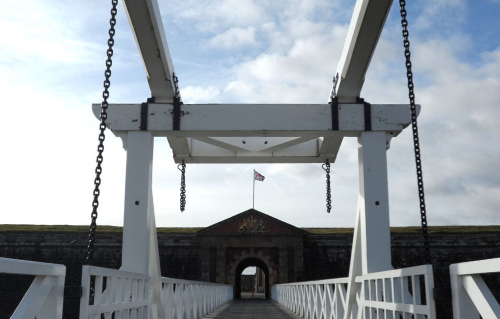 Fort George Principal Bridge