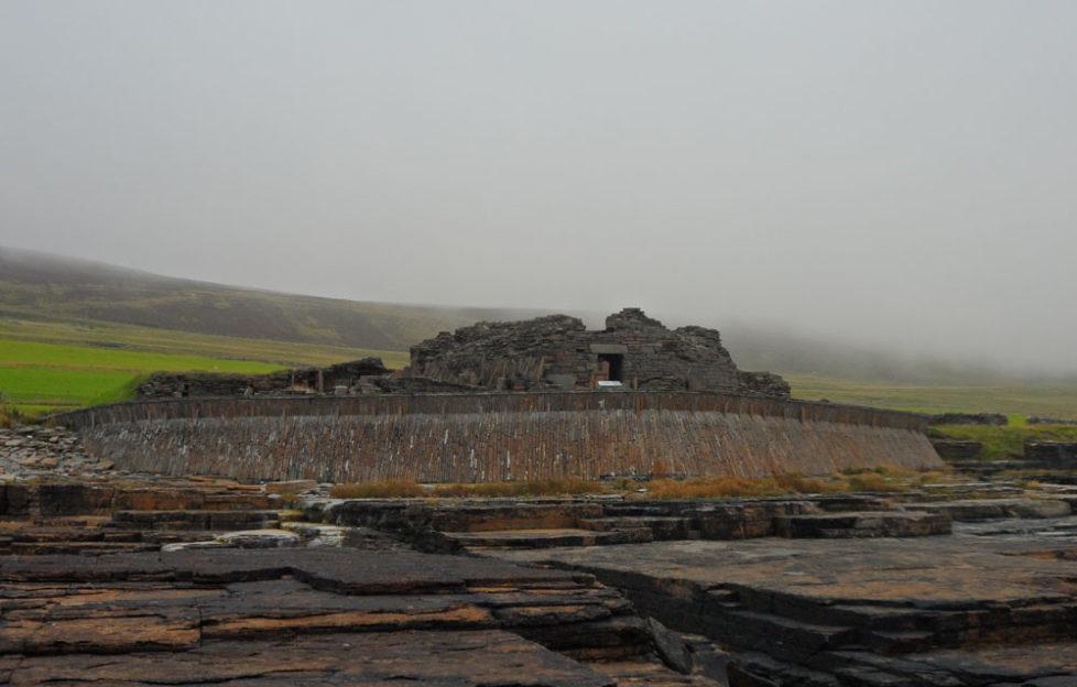 Orkney Midhowe Broch