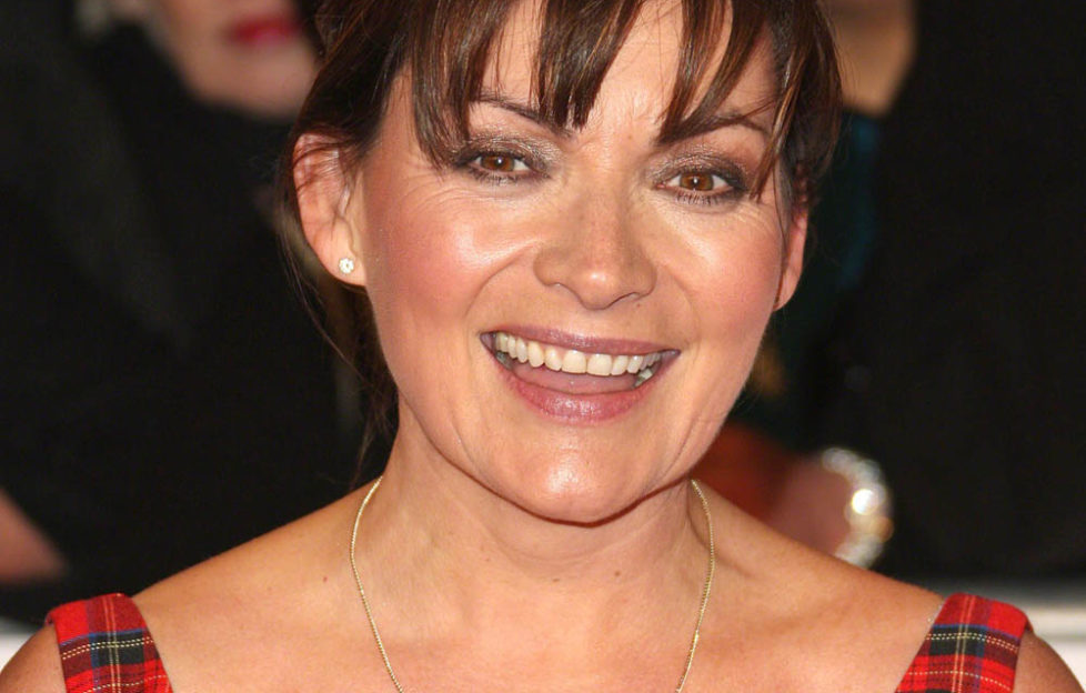 Lorraine Kelly, one of Scotland's most vocal ambassadors