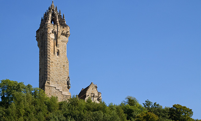 Celebrate 155 years of the Wallace Monument