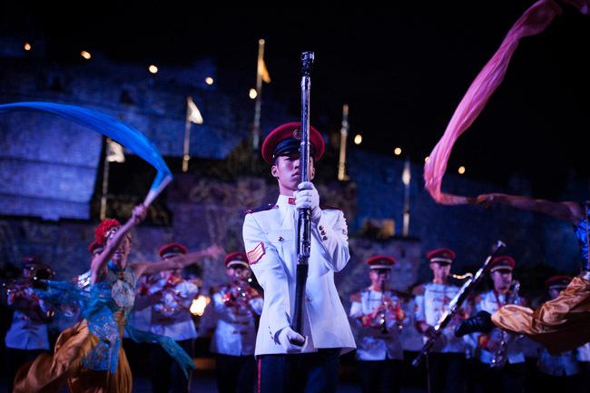 International performers