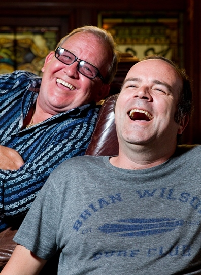 Ford Kiernan and Greg Hemphill