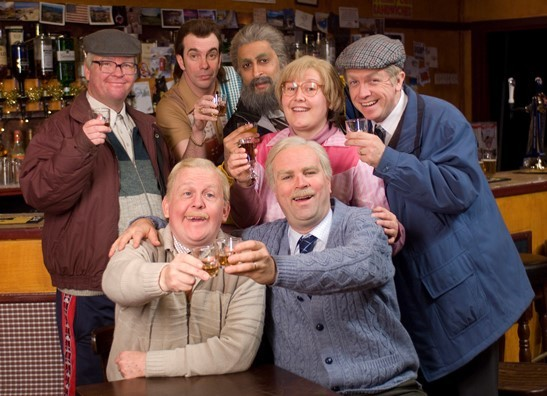 The Still Game Gang