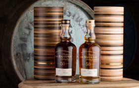 The Balvenie Fifty - two very special single malt whiskies