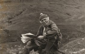 Tom Weir. Copyright The Scots Magazine