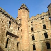 Linlithgow Palace. Photo by Tasmin Glass