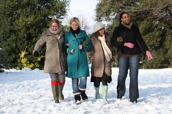 Winter walking with The Ramblers' annual festival