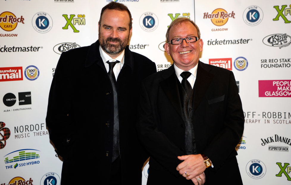 Still Game's Ford Kiernan and Greg Hemphill