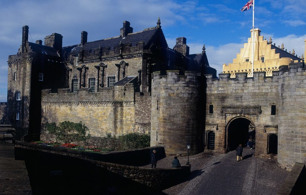 Stirling Castle hosts French Connections event