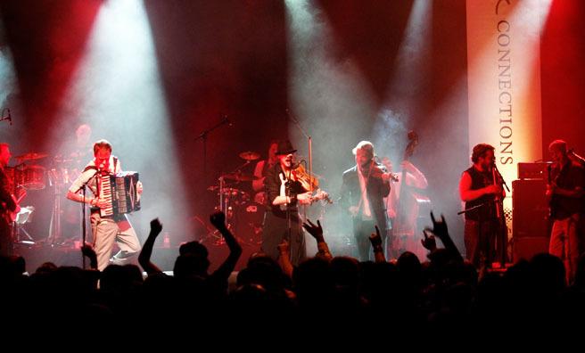 The UK's premier celebration of Celtic music returns to Glasgow.