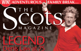 Meet legend Denis Law in our February issue