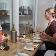 Marcello Tully shares his culinary secrets at Kinloch Lodge's Cookery Workshop