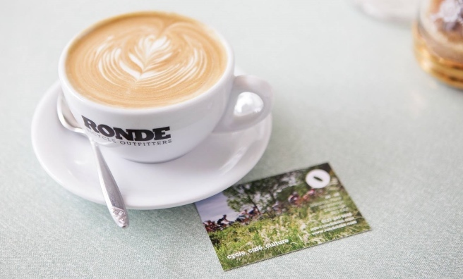 Ronde Cycle Café, Stockbridge