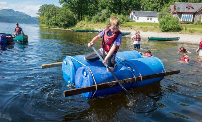 Activities on the loch and on dry land will feature in the SYHACtive Day