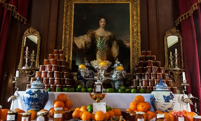 Marmalade - the food of kings and Clan Chiefs!