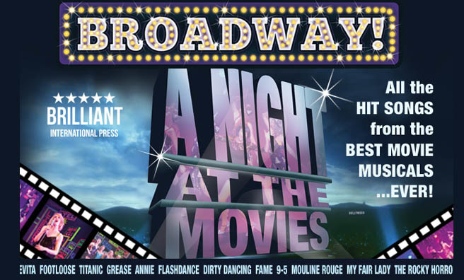 A Night At The Movies with Dundee Rep Theatre