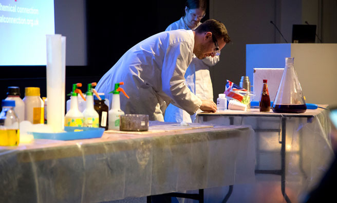Scotland's finest scientists will battle it out for a place at the FameLab National Final. Image: Ruth Armstrong