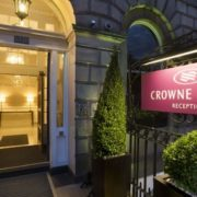 The Crowne Plaza Royal Terrace is offering a special Edinburgh Fashion Week package