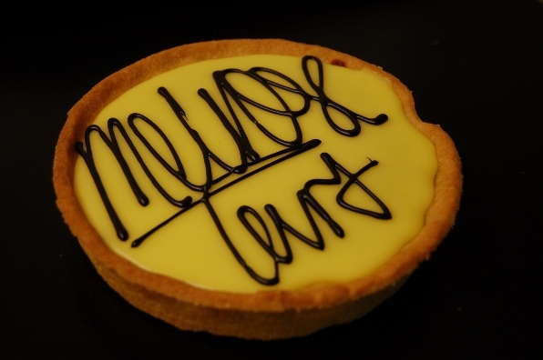 A Melrose Tart - a tasty Borders delicacy