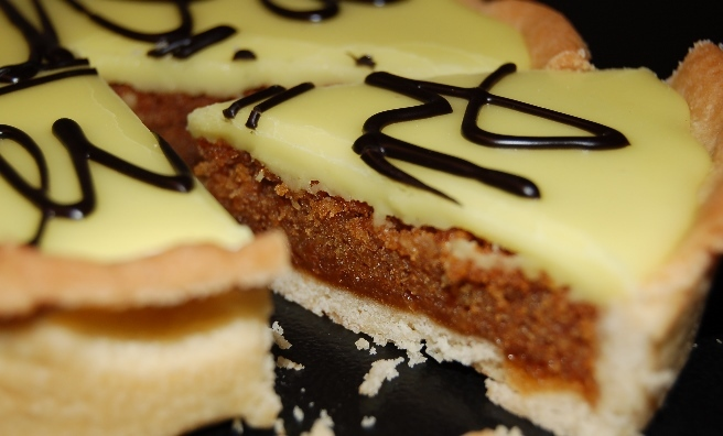 A delicious slice of a Borders delight!