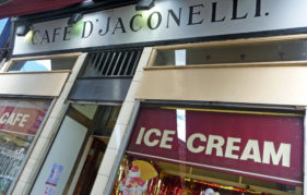 Cafe D'Jaconelli Image: Nigel Cole via Flickr