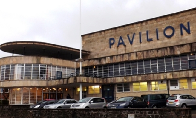 Rothesay Pavilion, which is about to undergo an £8m renovation project