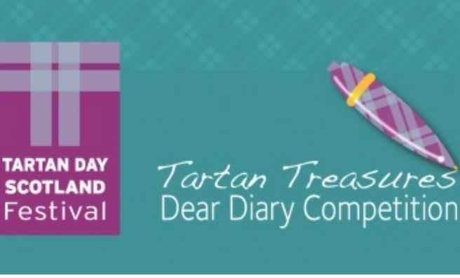 Tartan Treasures Writing Competition - part of the Tartan Day Scotland Festival 2015