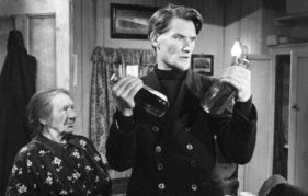 Whisky Galore screening in Dunbar