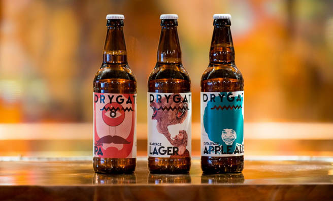 drygate lager