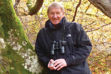 Jim Crumley will appear at the Winter Words Festival 2015