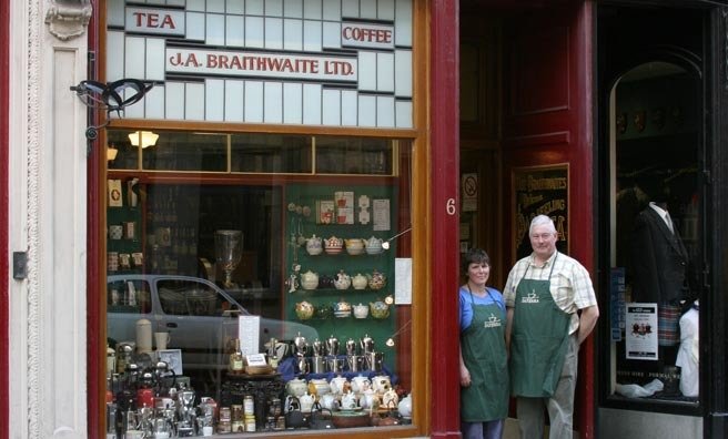 The oldest shop in Dundee