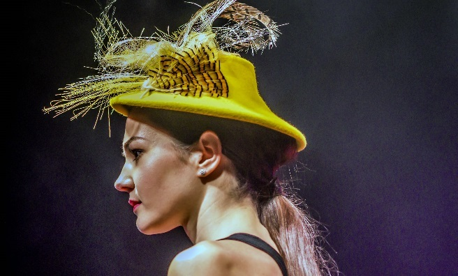 Get ahead of the fashion pack with a stylish hat. Photo by Yemi King