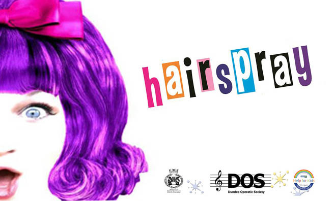 Dundee Operatic Society presents Hairspray! at Whitehall Theatre.