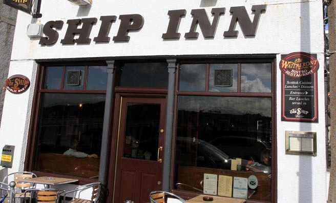 The Ship Inn, Broughty Ferry