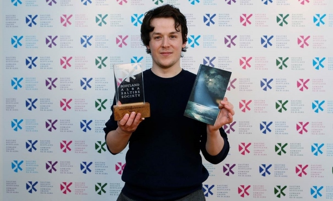 Winner of the 2014 First Book of the Year Award, Neil Campbell