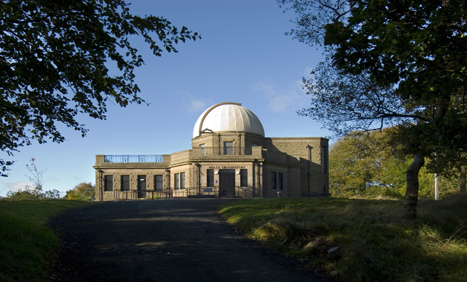 Mills Observatory, Balgay Park