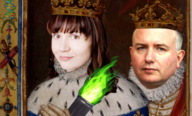 Comedian Helen Keen and explosive science communicator Ian Simmons bring you experiments and demonstrations exploring the science of Game of Thrones.