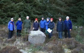 Volunteers play a vital part in celebrating, preserving and protecting Scotland's heritage