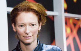 Tilda Swinton - another Edinburgh International Film Festival regular