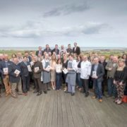 Many of Scotland's top chefs and restaurant owners celebrated the launch of Relish Scotland Third Helping at the Old Course Hotel, St Andrews