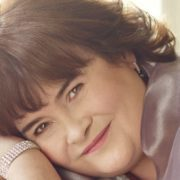 Scotland's singing superstar Susan Boyle is one of the performers at Glamis Prom 2015.