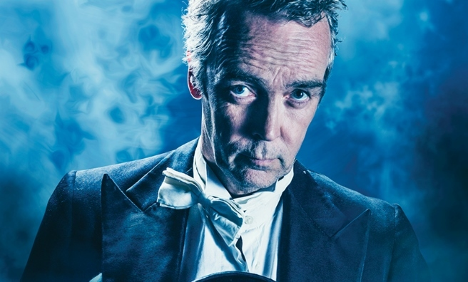Top actor John Hannah, star of The Titanic Orchestra at The Pleasance