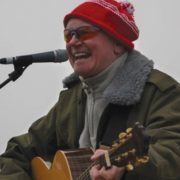 Alastair McDonald performing at last year's Weirfest!