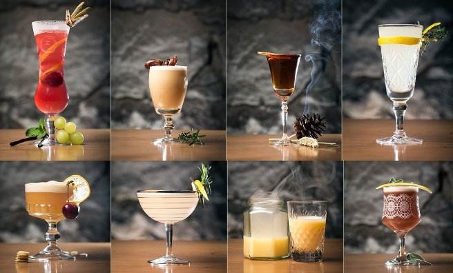 Cocktails are on the menu at Drink! Aberdeen