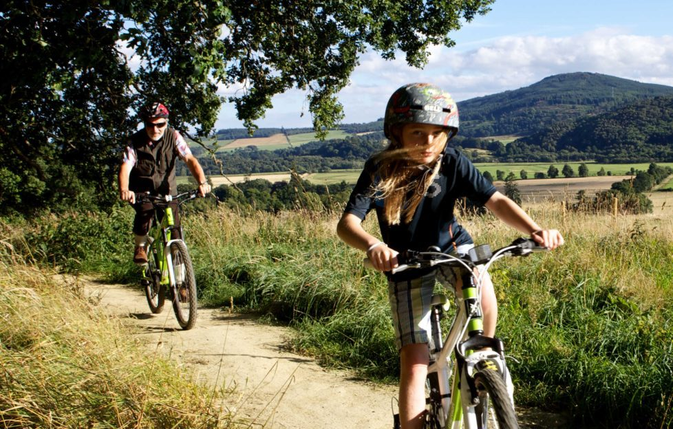 Biking activities for all ages