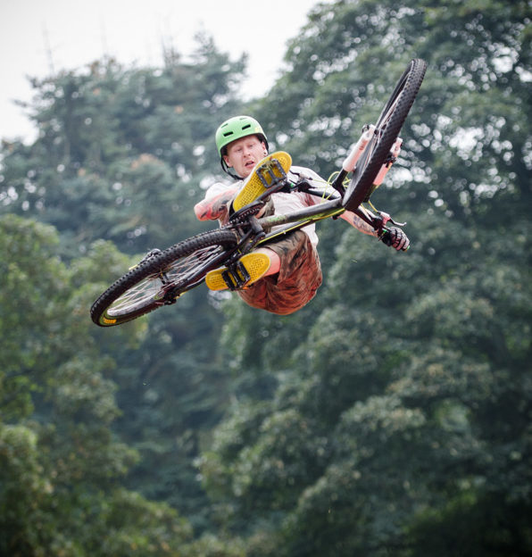 Make sure you stop to watch the aerial stunts on the Airbag. Pic: PK Perspective
