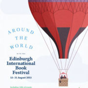 The programme for this year's Edinburgh International Book Festival.