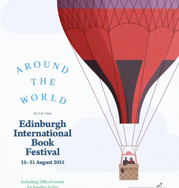The programme for this year's Edinburgh International Book Festival.